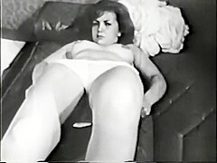 Softcore Nudes 505 50's and 60's - Scene 4