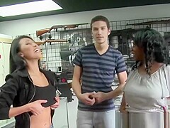REALITY KINGS - Jayden Lee Gets fucked for cash in her store