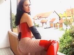 Lady anja fetish Fetish mistress,