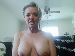 gilf is ready to gets fucked on webcam ONE