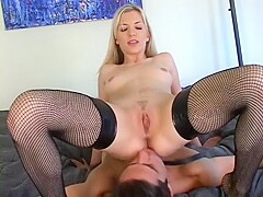 Ashley Fires amazing ass get's worshipped