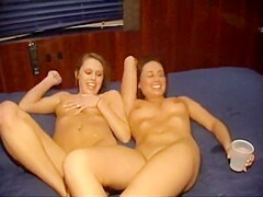 Drunk Straight Girls Having Lesbian Sex