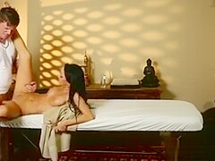 Massaged Babe On Spycam