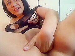 Rude Colombian webcam Amazing Fisting