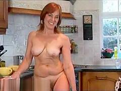 British Mature Georgie Porn