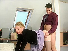 Mature pantyhose russian Uncensored: The