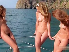 Hot Naked Girls On A Boat