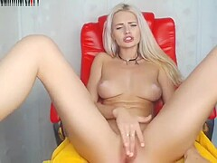 Jane Darling fucked with cum in her ass