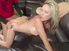 Jodie West gets hard young cock