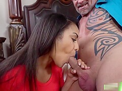Sweet hot babe Layla London loves to get fucked