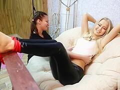 Russian tickling