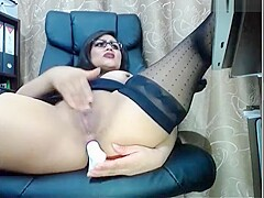 Dirty Secretary Colombian webcam