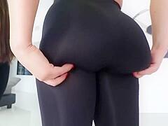 Marta la croft ass job Meaty Slut Marta La Croft Gives An Assjob Pornzog Free Porn Clips
