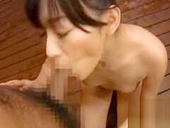 Lusty maiden Shou Nishino gets her tiny copher screwed