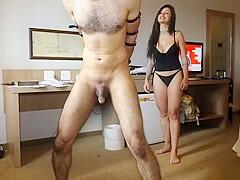 domina ball stampfenden free porn