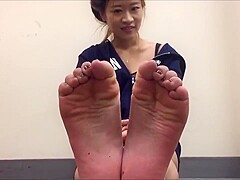 College soles reflexology