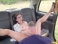 Alysa Gap & John Bishop in Let's Give Your Boyfriend Some Cock - FakeHub