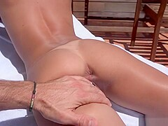 Danika Mori loves having sex in the sun with her boyfriend!Squirt ...