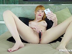 Red Head Teen Aurora Cheats On her Boyfriend - Private