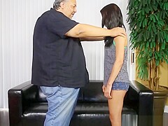 Horny porn clip Brunette watch show