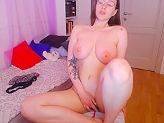 Big Natural Tits Hairy Pussy Babe