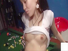 Amai Liu - Pooltable Sex