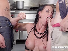 Texas Patti, Milf Addicted to DP - Private