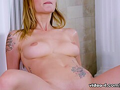 Belle Claire And Cayla Lions In An Anal Orgy By The Pool  - Private