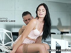 Leanne Lace & Toby in Mutual Pleasing - 21Naturals