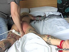 Lexi in Tied Up to Cum - TiedVirgins