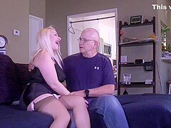 Dolce slut daughter wants to be tied up and fucked