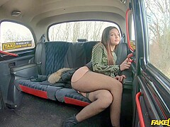 Martina Smeraldi in Fake Taxi Italy - Stay Safe Edition - FakeHub