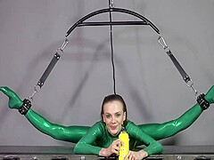 Contortion bondage