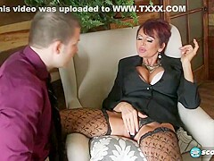Gina Milano is a big titted, mature woman who is always in the mood for fucking