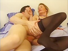 FRENCH ANAL BLONDE