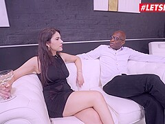 LETSDOEIT - Rough Anal Fun With Big Ass Italian Babe Valentina Nappi