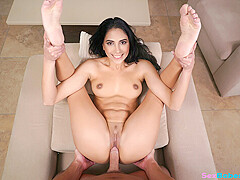 Baby Nicols in Tourist From Venezuela - SexBabesVR