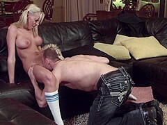 Bibi Jones - Trouble At The Slumber Party, scene 2
