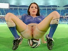 DDF 1By-Day - Valentina Nappi - World Cup Italy