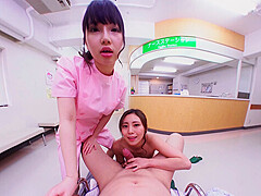 Madoka Hitomi in Let Your Doctor Know if You Can not go Sleep - JVRPorn