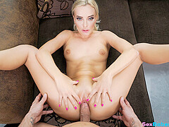 Victoria Pure in Anal While Vacationing - SexBabesVR