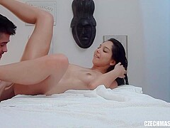 A relaxing massage session can easily turn into a casual sex adventure, for everyone to enjoy