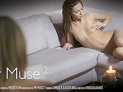 My Muse 2 - Alexis Brill & Camille A - TheLifeErotic