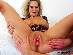 Ameli Monk is a dirty minded, blonde woman who likes to have hardcore sex every day