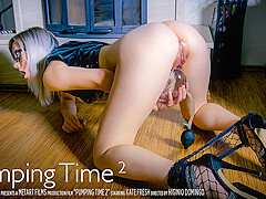 Pumping Time 2 - Kate Fresh - TheLifeErotic