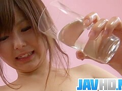 Juicy Miku AIri loves finger fucking her creamy cunt  - More at JavHD.net