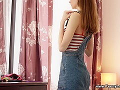 Teeny Lovers - Lia - Amazing love with teen honey