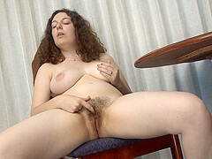 Hairy girl Tamar enjoys her lazy Sunday - Compilation - WeAreHairy