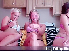 We want a big load from you - DirtyTalkingBitches