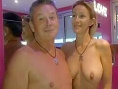 Cap dagde sex Nudist Swingers